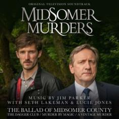 OST - Midsomer Murders ( 1 CD ) - Muzica soundtrack