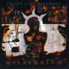 Front Line Assembly - Millennium ( 2 CD ) - Muzica Rock