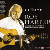 Roy Harper - Live In ( 2 CD + 1 DVD ) - Muzica Blues