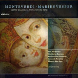 C. Monteverdi - Vespro Della Beata Vergin ( 2 CD )