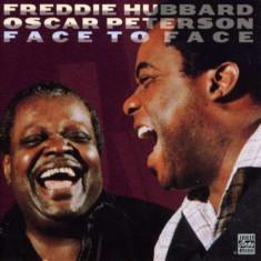 Hubbard/ Peterson - Face To Face ( 1 CD ) - Muzica Jazz