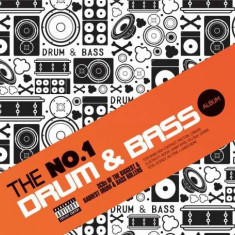 Artisti Diversi - No.1 Drum & Bass Album ( 3 CD ) - Muzica Drum and Bass