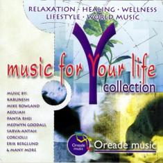 Artisti Diversi - Music for Your Life Collection ( 1 CD ) - Muzica Ambientala