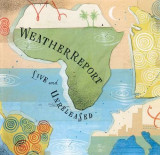 Weather Report - Live & Unreleased ( 2 CD )