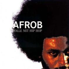 Afrob - Rolle Mit Hip Hop ( 1 VINYL ) - Muzica Hip Hop