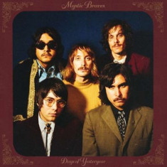 Mystic Braves - Days of Yesteryear ( 1 CD )