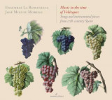 Ensemble La Romanesca - Music In the Time of Vela ( 1 CD )