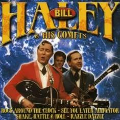 Bill & His Comets Haley - Bill Haley & His Comets ( 1 CD ) - Muzica Rock & Roll