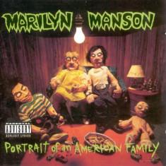 Marilyn Manson - Portrait Of An American Family ( 1 CD ) - Muzica Rock