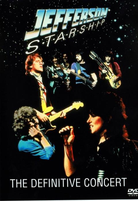 Jefferson Starship - Definitive Concert ( 1 DVD )