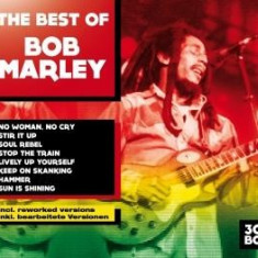 Bob Marley - The Best Of ( 3 CD ) - Muzica Reggae
