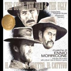 Ennio Morricone - Good, the Bad & the Ugly ( 2 CD ) - Muzica soundtrack