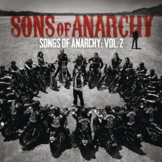 Sons Of Anarchy - Songs of Anarchy: Vol. 2 ( 1 CD ) - Muzica soundtrack