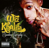 Wiz Khalifa - Smoking Everyday ( 1 CD )
