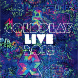Coldplay - Live 2012 ( 1 DVD + 1 CD ) - Muzica Rock