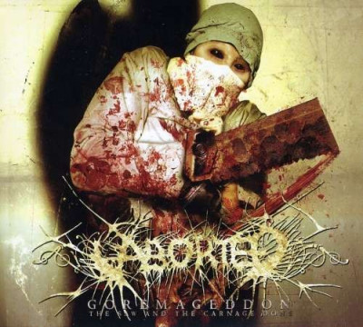 Aborted - Goremageddon -ltd- ( 1 CD ) foto