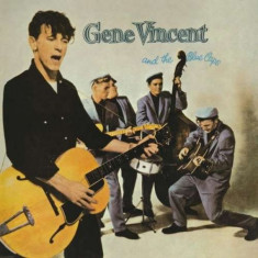 Gene & Blue Caps Vincent - Gene Vincent & the Blue.. ( 1 VINYL ) - Muzica Rock & Roll