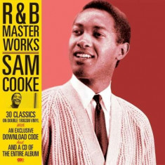 Sam Cooke - R&B Master Works ( 2 VINYL + 1 CD ) - Muzica R&B
