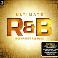 V/A - Ultimate... R&B ( 4 CD ) - Muzica R&B