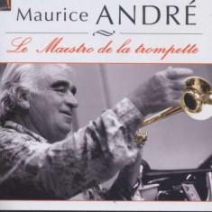 Maurice Andre - Maurice Andre-Der Meister der Trompete ( 2 CD ) - Muzica Clasica