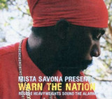Mista Savona - Warn The Nation ( 1 CD )