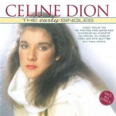 Celine Dion - Early Singles ( 1 CD ) - Muzica Ambientala