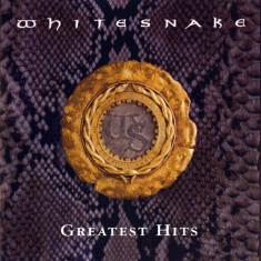 Whitesnake - Greatest Hits ( 1 CD ) - Muzica Rock