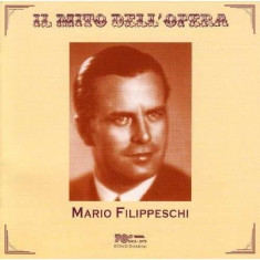 Mario Filippeschi - Il Mitto Dell' Opera Vol. 1 ( 1 CD ) - Muzica Opera
