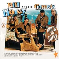 Bill & His Comets Haley - Rock the Joint ( 2 VINYL ) - Muzica Rock & Roll