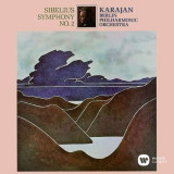 Herbert von Karajan - Sibelius: Symphony No.2 ( 1 CD ) - Muzica Clasica