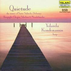 Yolanda Kondonassis - Quietude ( 1 CD )