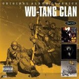 Wu-Tang Clan - Original Album Classics ( 3 CD )