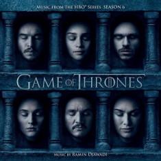 OST - Game of Thrones S.6 ( 1 CD ) - Muzica soundtrack
