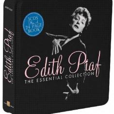 Edith Piaf - Essential Collection ( 3 CD ) - Muzica Ambientala