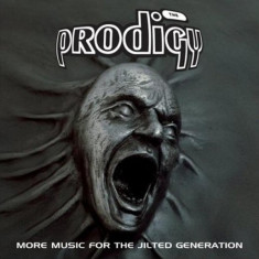 Prodigy - More Music for the Jilted Generation ( 2 CD ) - Muzica Drum and Bass