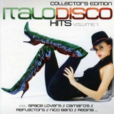 Artisti Diversi - Italo Disco Hits Vol.1 ( 1 CD ) - Muzica Dance