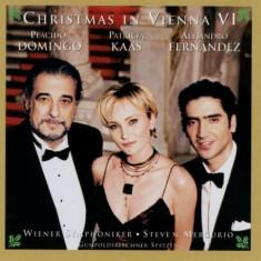 Placido Domingo, Patricia Kaas, Alejandro Fernandez - Christmas in Vienna VI ( 1 CD ) - Muzica Sarbatori