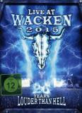 V/A - Live At Wacken '15 ( 1 DVD + 1 CD )