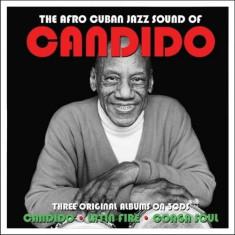 Candido - Afro Cuban Jazz Sound of ( 3 CD )