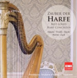 Various Artists - Zauber Der Harfe - Best-Loved Harp Concertos ( 1 CD )