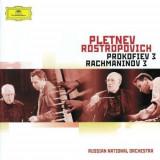 Prokofiev/ Rachmaninov - Piano Concerto No.3 ( 1 CD ) - Muzica Clasica