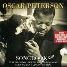 Oscar Peterson - Songbooks ( 2 CD ) - Muzica Jazz