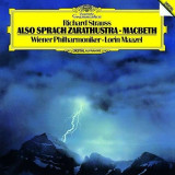 Lorin Maazel - R.Strauss: Also Sprach.. ( 1 CD ) - Muzica Clasica