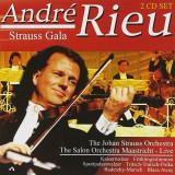 Andre Rieu - Strauss Gala ( 2 CD )