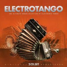 Artisti Diversi - Electrotango ( 2 CD ) - Muzica Latino