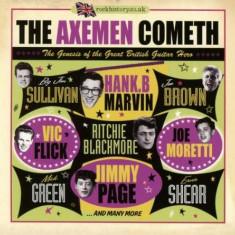 V/A - Axemen Cometh: the.. ( 2 CD ) - Muzica Rock & Roll