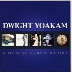 Dwight Yoakam - Original Album Series ( 5 CD ) - Muzica Country