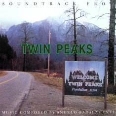 Angelo Badalamenti - Soundtrack from Twin Peaks ( 1 CD ) - Muzica soundtrack