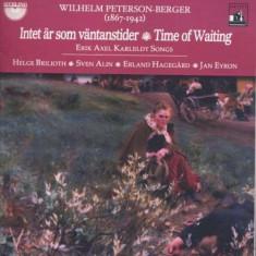 Peterson/Berger - Lieder ( 1 CD ) - Muzica Clasica