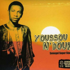 Youssou N'Dour - Senegal Super Star ( 2 CD ) - Muzica Ambientala